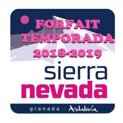 FORFAIT SIERRA NEVADA