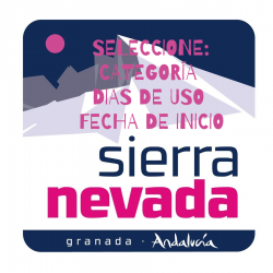 FORFAIT SIERRA NEVADA...